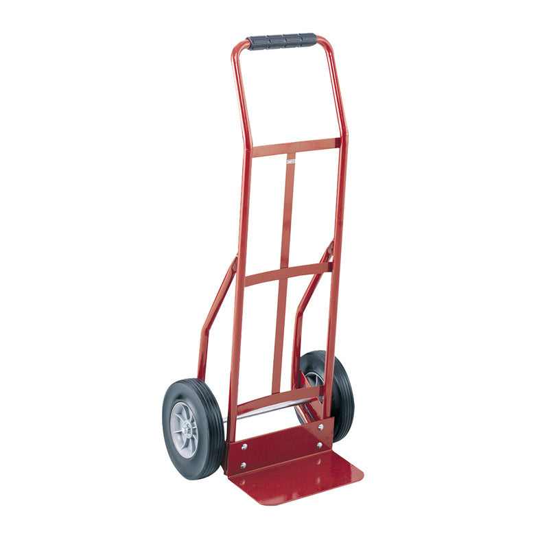continuous handle heavy duty hand truck red - Heavy Duty Hand Truck