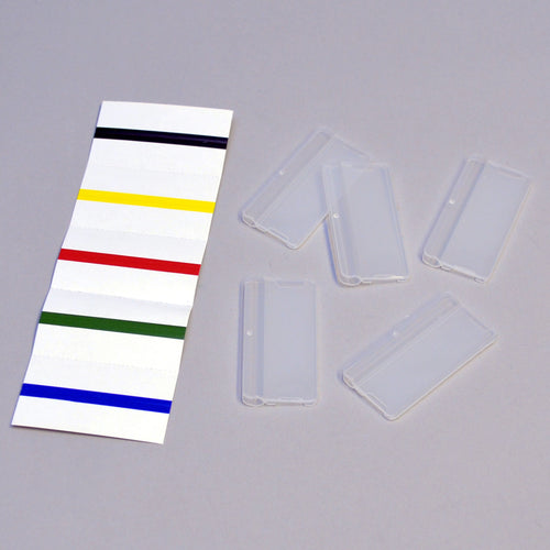 Ultimate Office Reference Organizer Pocket Tabs (set of 5) w/Labels