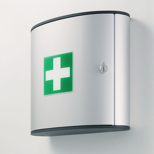 Deluxe First-Aid Cabinet, Small