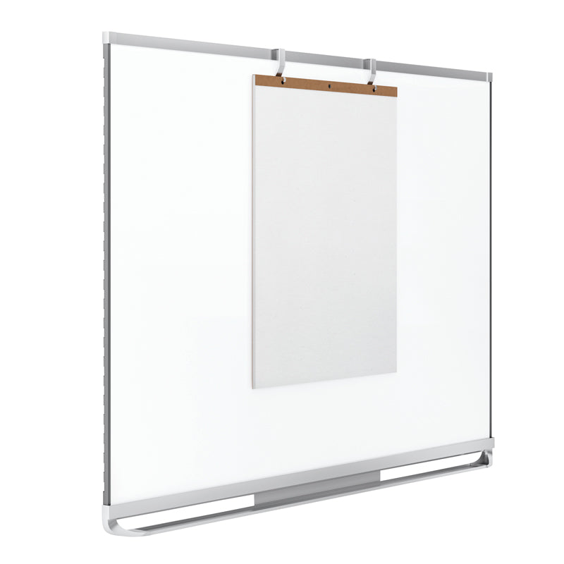 deluxe porcelain magnetic whiteboard - Magnetic White Board