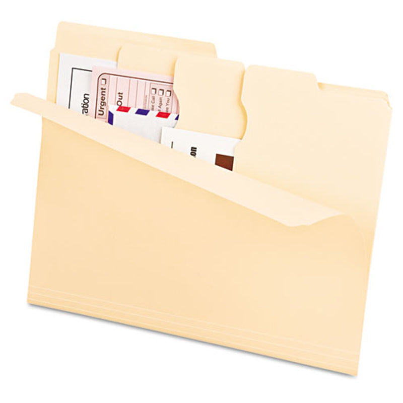 Divide it Up File Folder, Letter (24-pack)