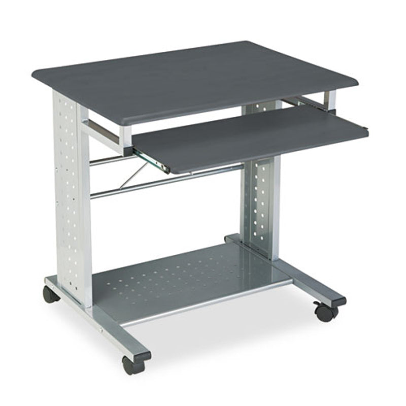 "Empire Mobile PC Cart, 29 3/4""w x 23 1/2""d x 29 3/4""h"