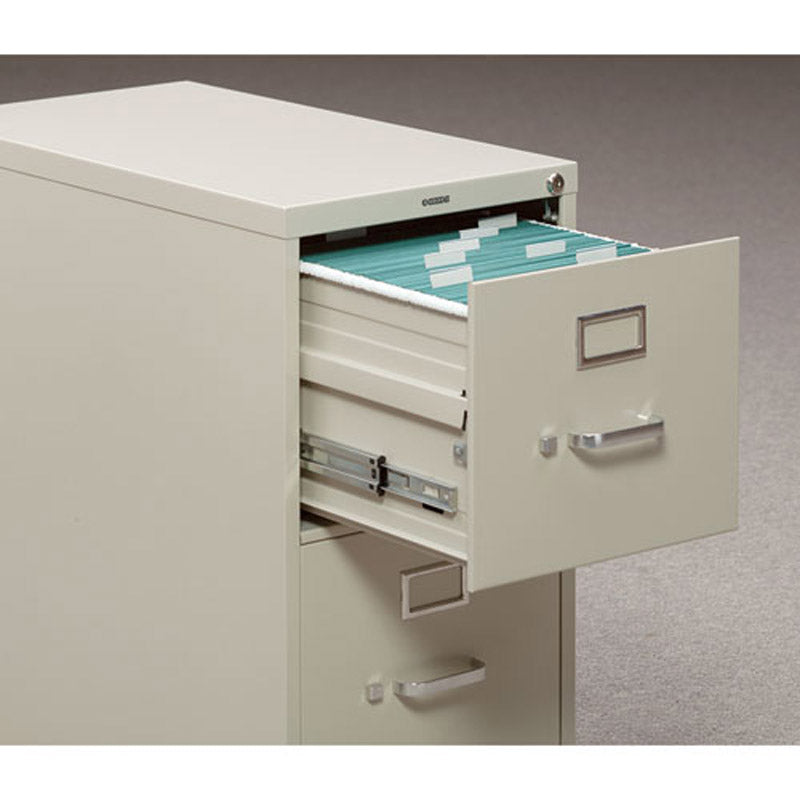 Five-Drawer Vertical File, Legal, 26 1/2""