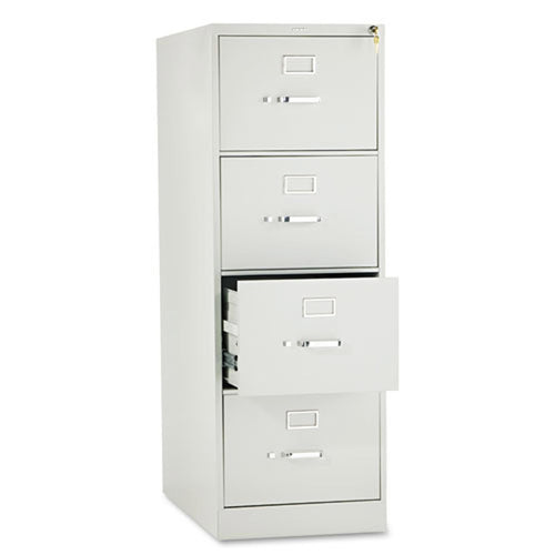 Four-Drawer Vertical File, Legal, 26 1/2""
