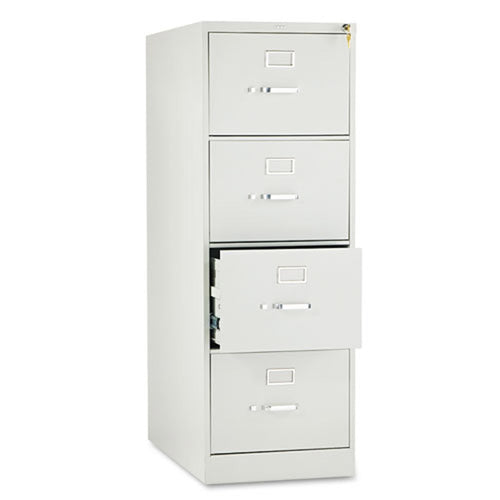 "Four-Drawer Vertical File, Legal, 28 1/2""d"