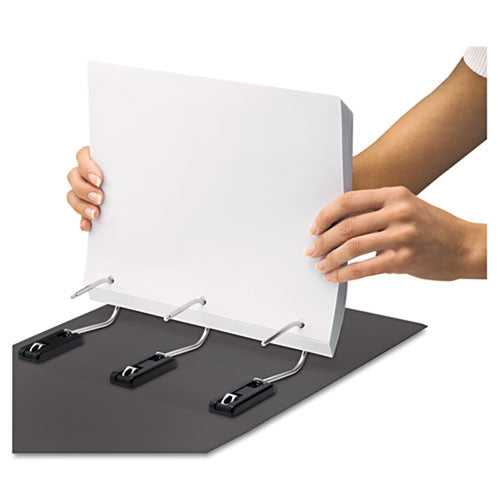 Gapless Loop Ring Binder