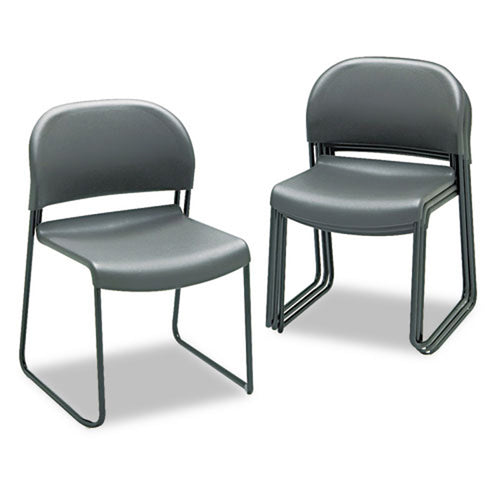 GuestStacker Steel Frame Chair (set of 4 chairs)