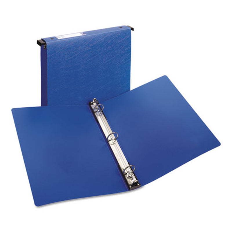 Hanging Gap-Free Round Ring Binder, 1""