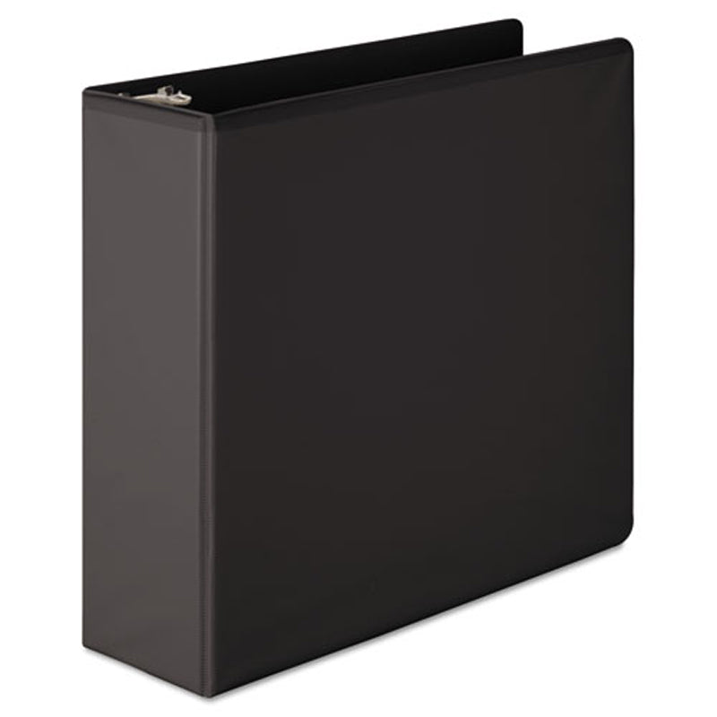 Heavy-Duty No-Gap D-Ring View Binder