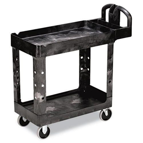 Heavy-Duty Raised Edge Utility Cart