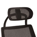 K8 Mesh Headrest (for 82605), Black