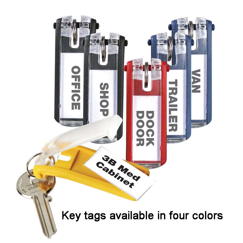 Key Tags (set of 24)-Assorted