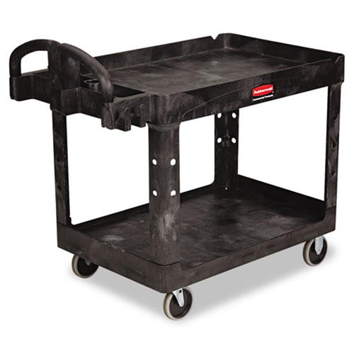 Large Heavy-Duty Raised Edge Utility Cart