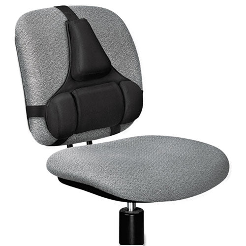 Memory Foam Back Support with Microban