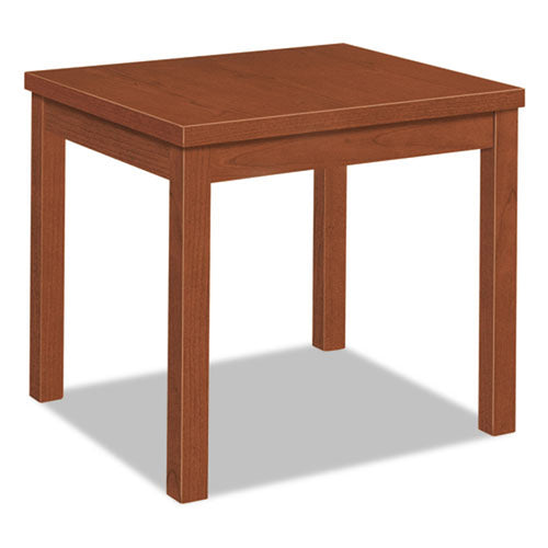 "Occasional Laminate End Table, 24""w x 20""d x 20""h"