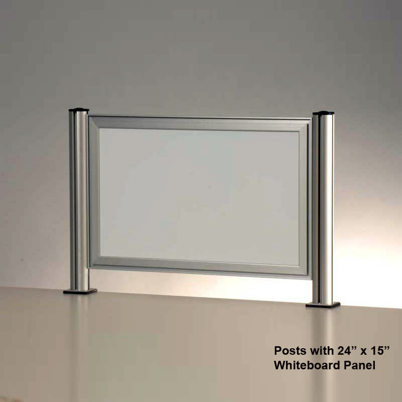 OutPost™ Magnetic Whiteboard Panels