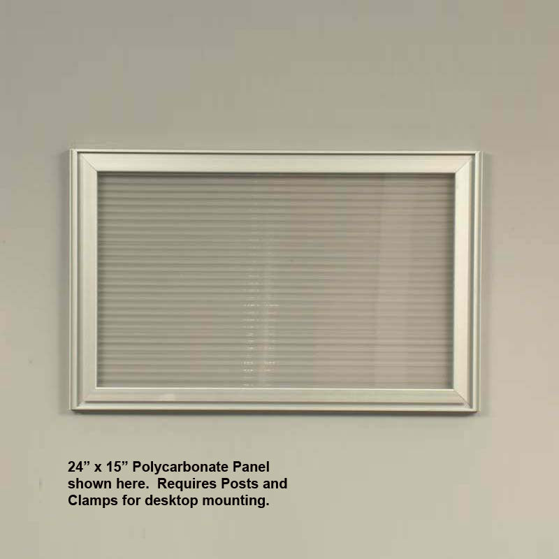 OutPost™ Polycarbonate Panels