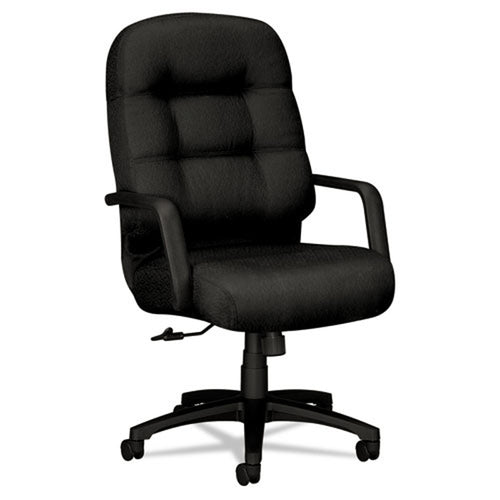 Pillow-Soft Executive High-Back Swivel/Tilt Chair