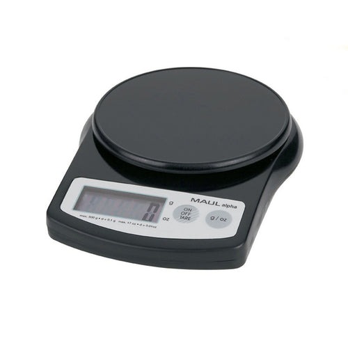 Precision Battery-Powered Letter Scale