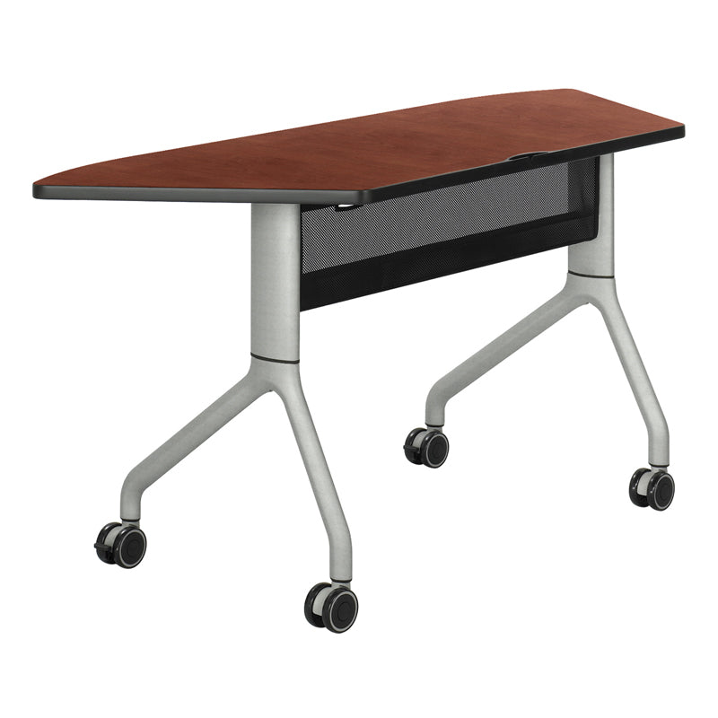 Premier Folding Conf Table W X D Trapezoid Ultimate Office - Trapezoid conference table