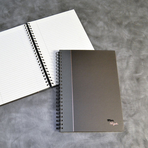 Royale Wirebound Business Notebook
