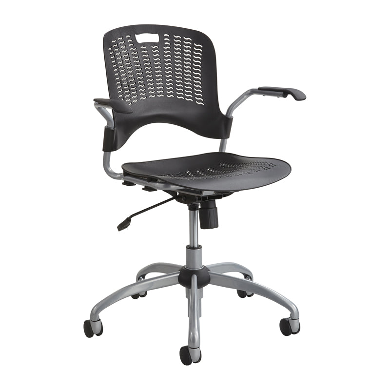 Sassy Manager Plastic Swivel Chair