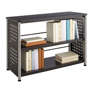 DuraScoot 2-Shelf Bookcase