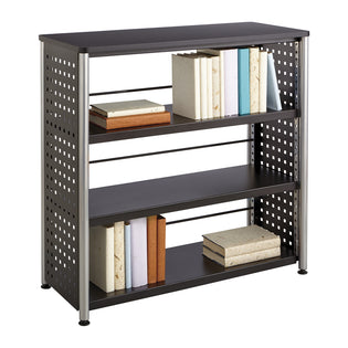 DuraScoot 3-Shelf Bookcase