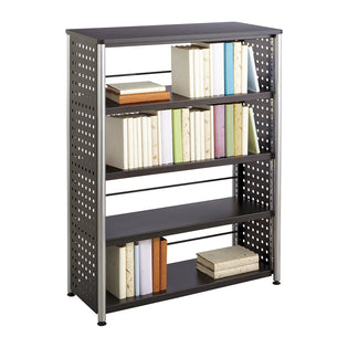 DuraScoot 4-Shelf Bookcase