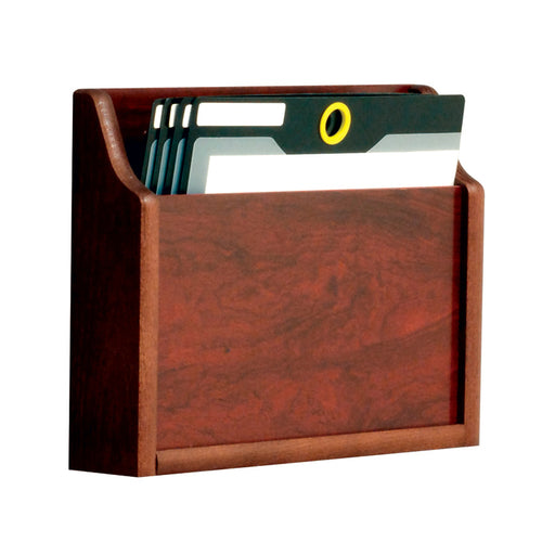 Single Wall Mount/Desktop File Holder