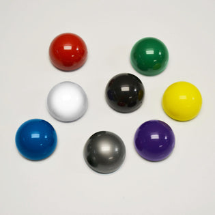 "Spherical Magnets, 1 3/8"" (set of 8), Assorted"