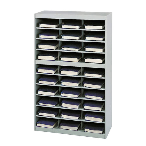 Steel 30-Compartment Project Organizer