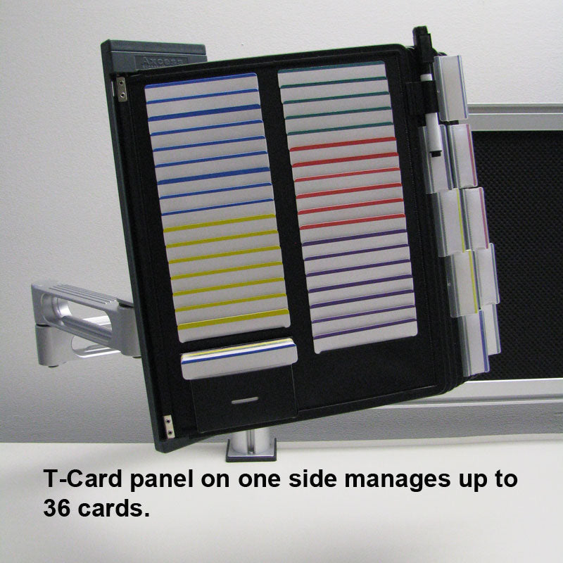 T-Card Panel w/50 T-Cards