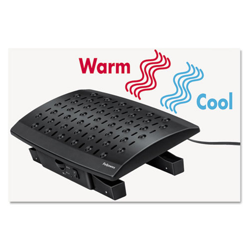 Temperature Control Adjustable Footrest