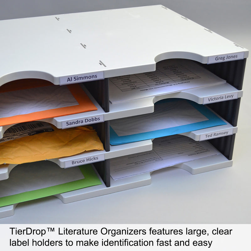 Ultimate Office 27-Slot TierDrop™ Sorter