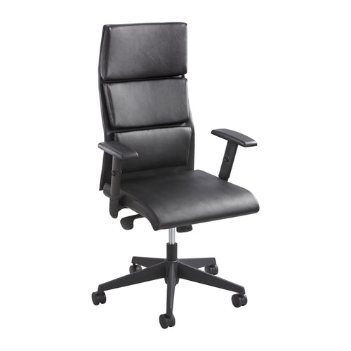 Tuvi High-Back Leather Executive Chair