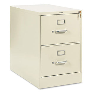 "Two-Drawer Vertical File, Legal, 28 1/2""d"