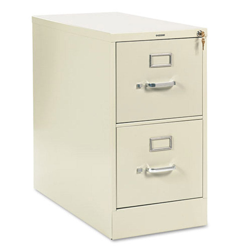 "Two-Drawer Vertical File, Letter, 28 1/2""d"