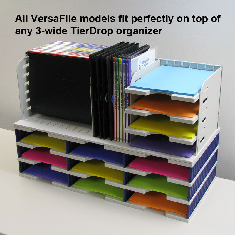 horizontal sections desk cabinet products organizer storage shelf black wood file vertical fitueyes