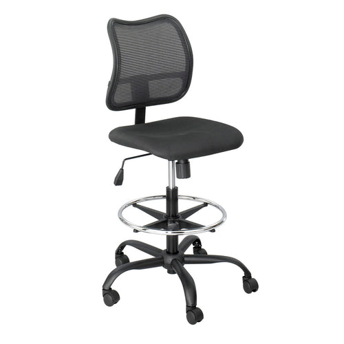 Vue Extended Height Mesh Chair Black
