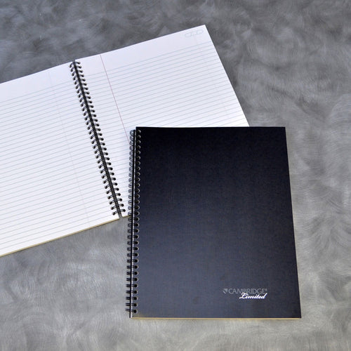 Wirebound Business Notebook