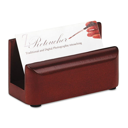 Wood Alternatives Business Card Holder