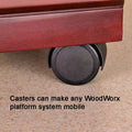WoodWorx™ 2-Wide Platform