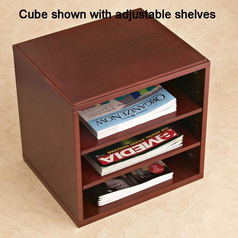 WoodWorx™ Double Open Cubes