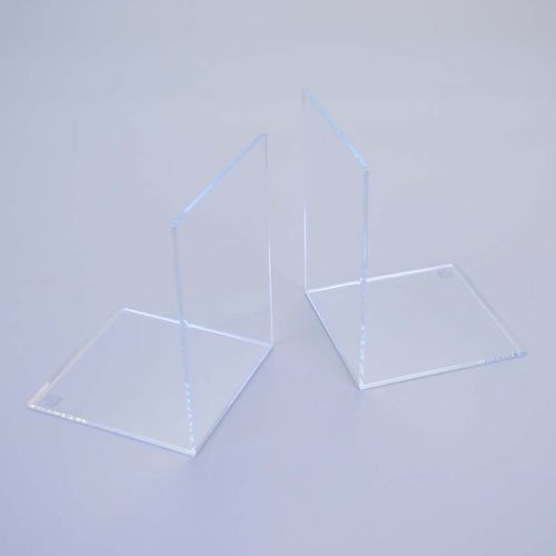 Acrylic Bookends (set of 2)
