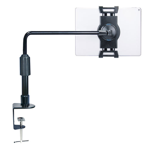 Adjustable Universal Clamp-On Tablet Holder