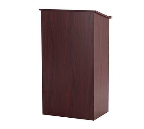 Classic Stand-Up Wood Lectern