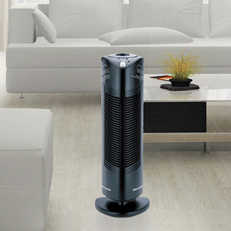 2-Speed Compact Ionic Air Purifier, 250 Square Feet Capacity