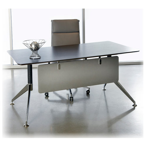 300 Series Computer Desk w/ Modesty Panel