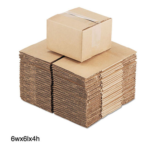 Corrugated Shipping Boxes, 200 lb. Test